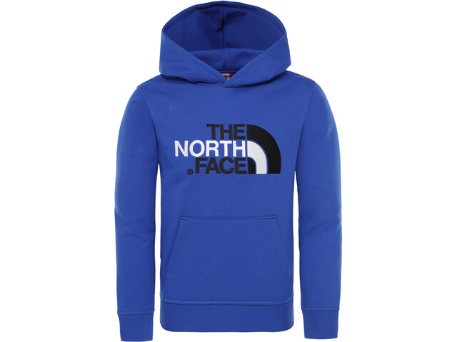 The North Face Drew Peak Sweat à capuche Garçon, tnf blue/tnf black